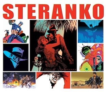 Steranko Banner 3