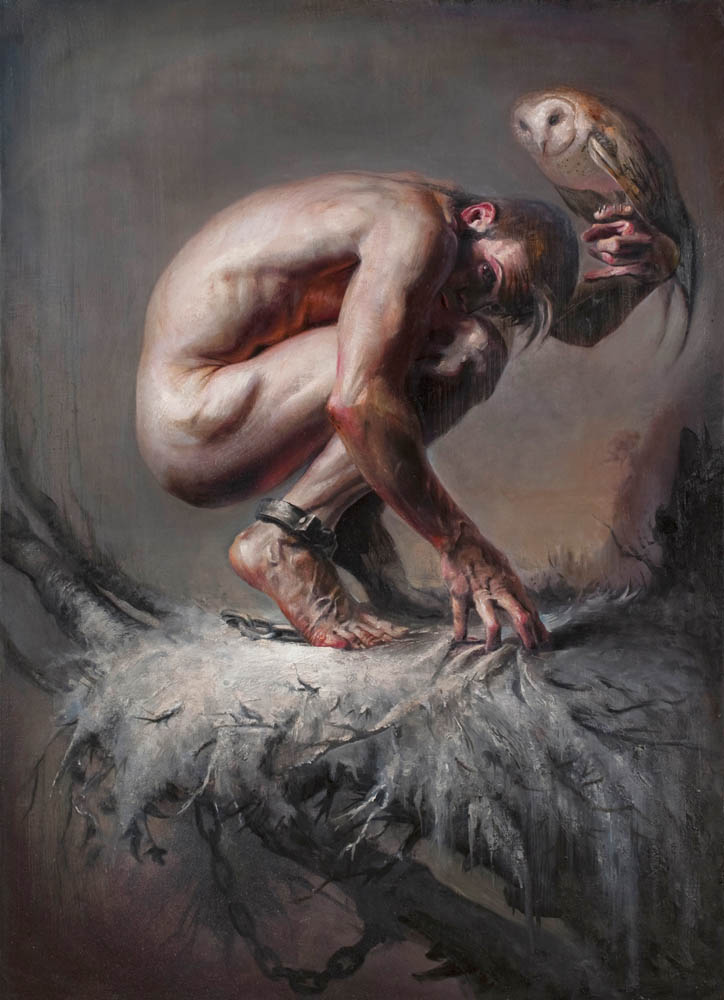 Artists Luke Hillestad And Odd Nerdrum Trace Their