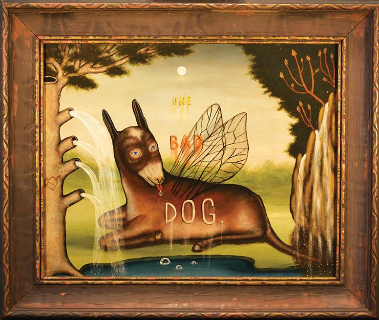 Fred_Stonehouse_one bad dog