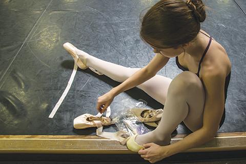 Savannah Vawter, Advanced Ballet