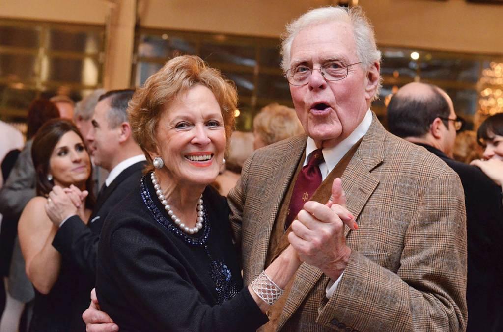 Martha Ingram and Judge Gil Merritt – Mad Men Party
