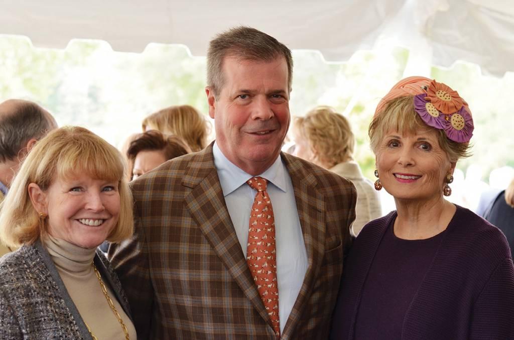 Ann Davis and Karl Dean with Tish – SundayIn The Park