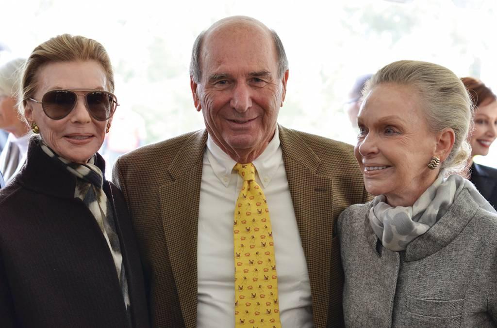 Sally and Randall Henderson with Clare Armistead – SundayIn The Park