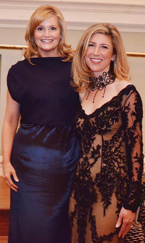 Chairs Jane Anne Pilkinton and Jennifer Puryear – Symphony Ball