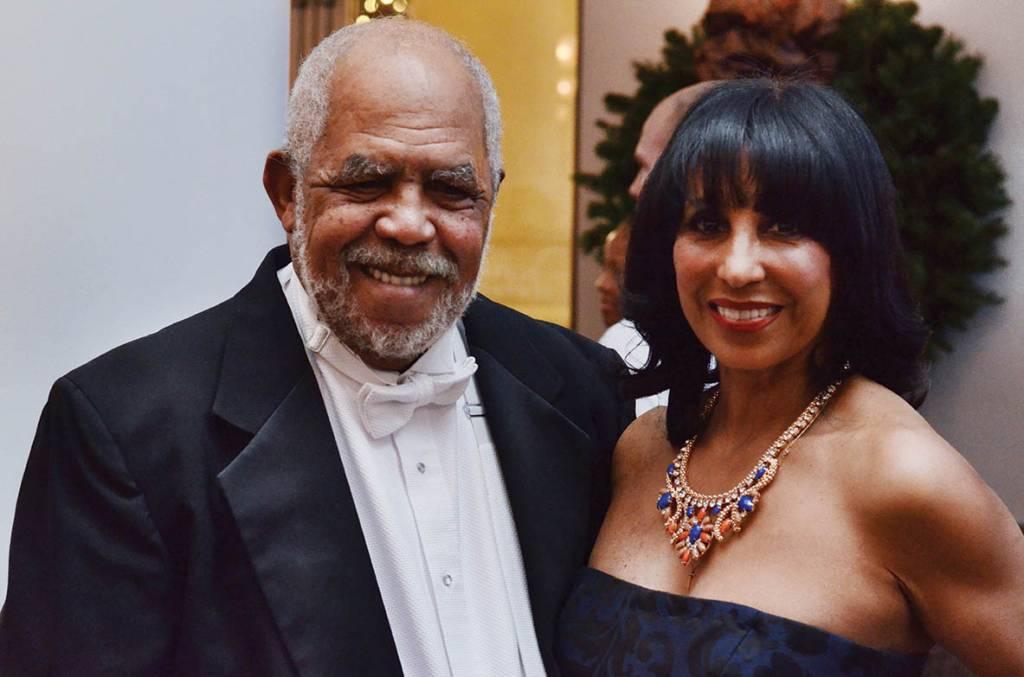Francis Guess and Vicki Yates – Symphony Ball