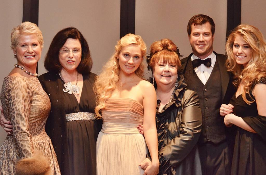 Anne Cain, Nancy Russell, Clare Bowen, Patsy Weigel, Austin Pennington, Jillian Cardarelli – The Night of the Elephant