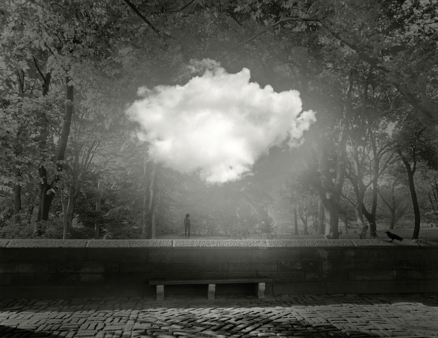Jerry Uelsmann Journey Into Night