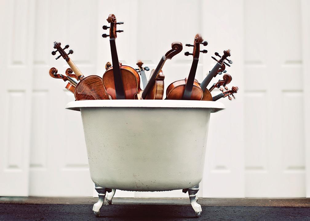 The Violin Shop -