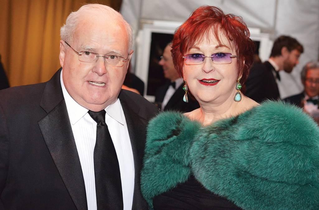 Howard and Hope Stringer – Conservancy Gala