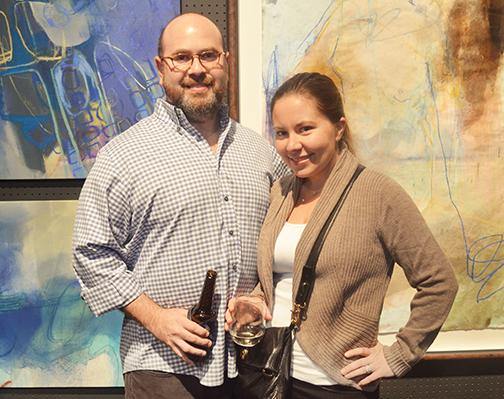 Scott and Katie Isaacs – Artclectic