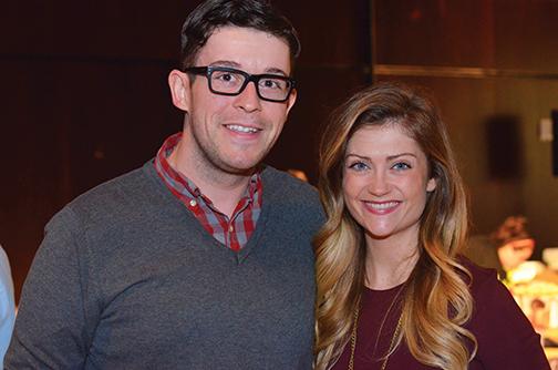 Joe Burchfield and Megan Casey – Tastefully Unpredictable