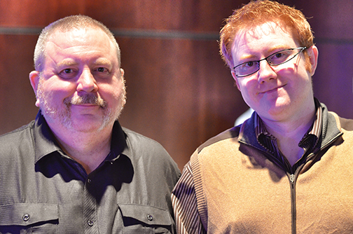 Gary Tisdale and Nick Stephens – Tastefully Unpredictable