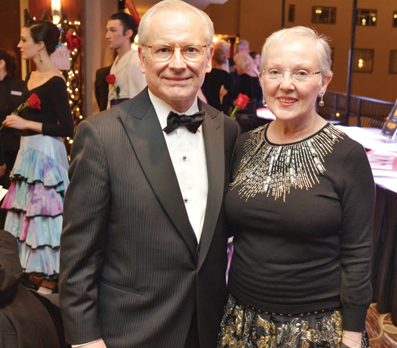 Jack and Barbara Bovender – La Bella Notte