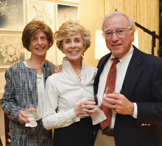 Liz Himes, Jennifer and Dave Rawlings – Top Dog Society
