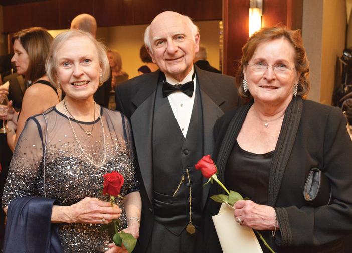 Betty and Ed Thackston, Judy Williams – La Bella Notte