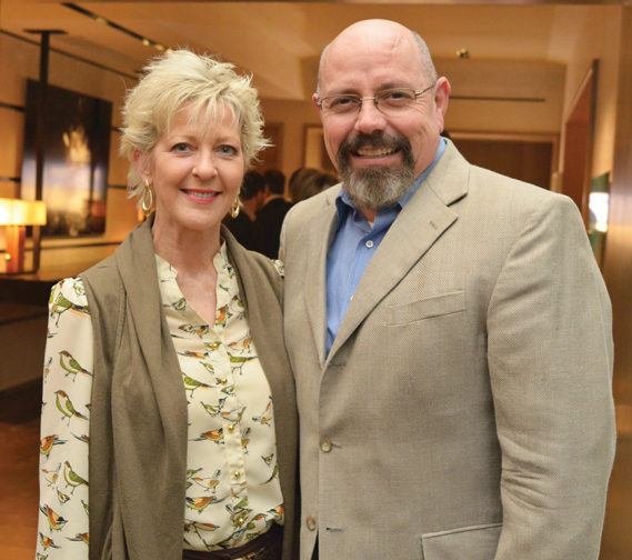 Lisa and Terry Ward  – Top Dog Society