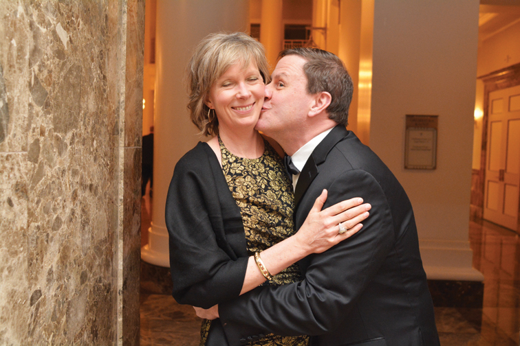 Margie and Tim Arnold – Heart Gala