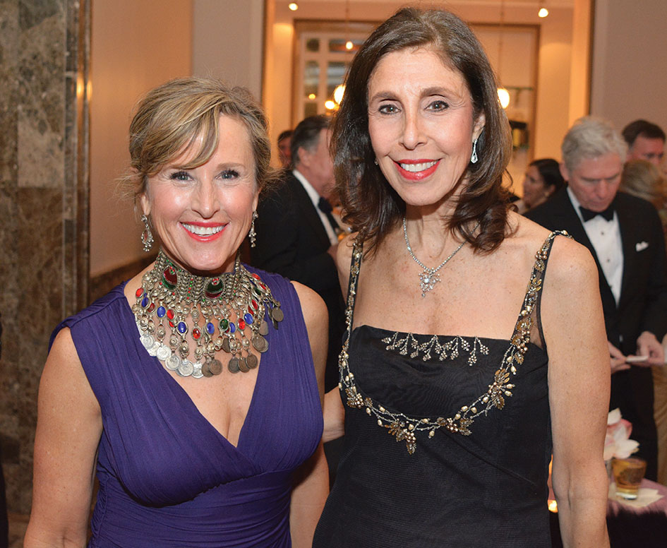 Jacqueline Hutton and Laurie Eskind – Ballet Ball