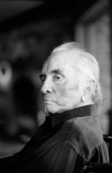 John R. Cash, Last Portrait, September 8, 2003, Hendersonville, Tennessee
