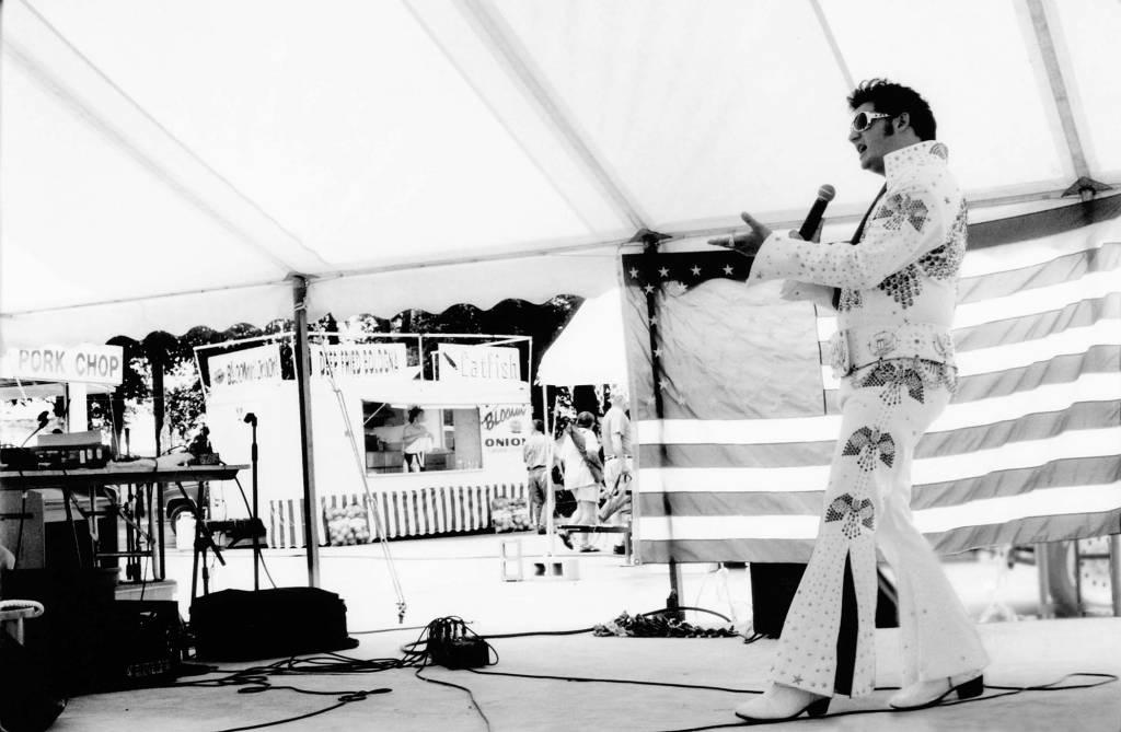Elvis, 2001, Tupelo, Mississippi