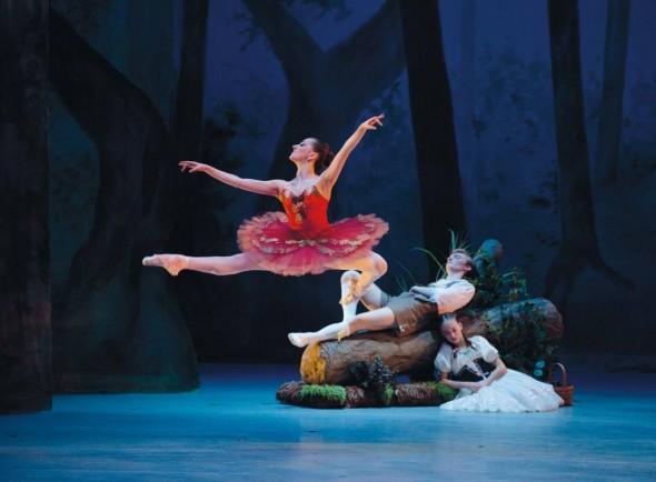 © Rosalie O'Connor courtesy of Central Pennsylvania Youth Ballet