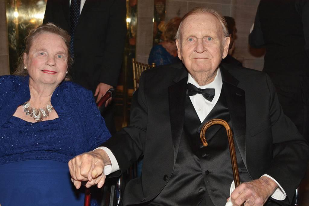 Gala Honoree Senator and Mrs. Douglas Henry – Tennessee Waltz Gala