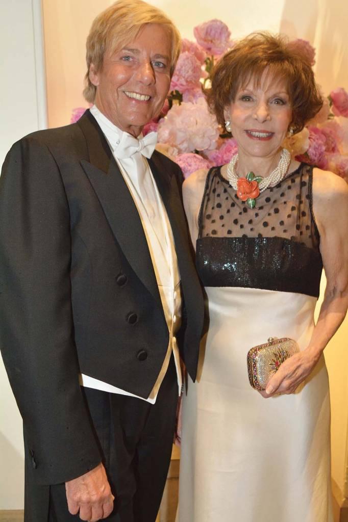 Earl Cox and Shirley Harvey