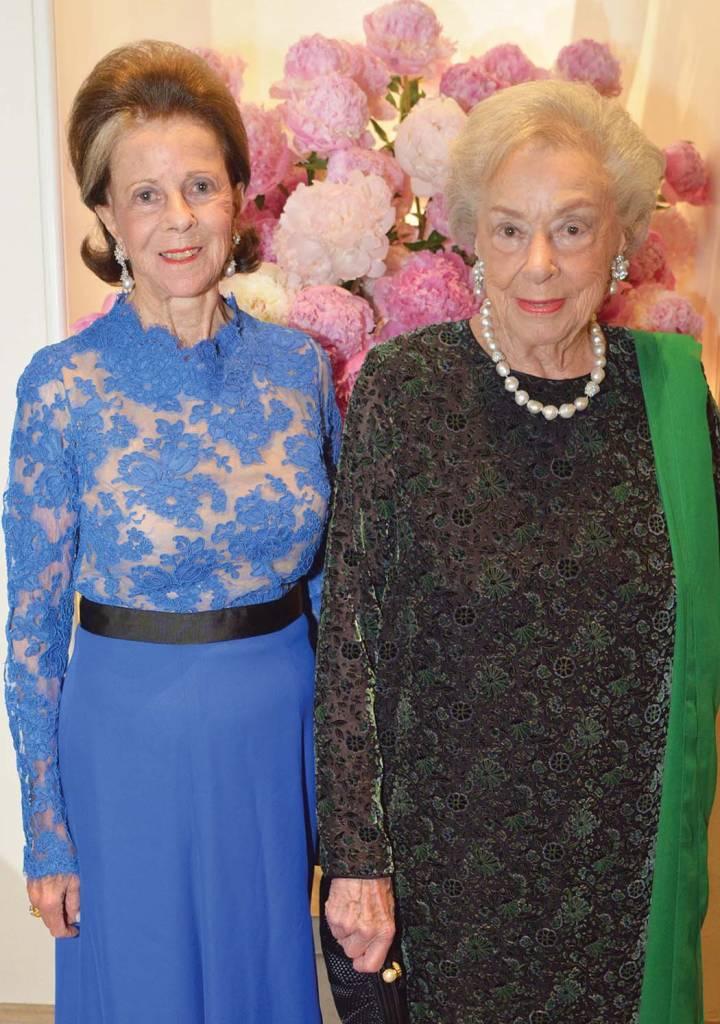 Annette Eskind and Heloise Kuhn