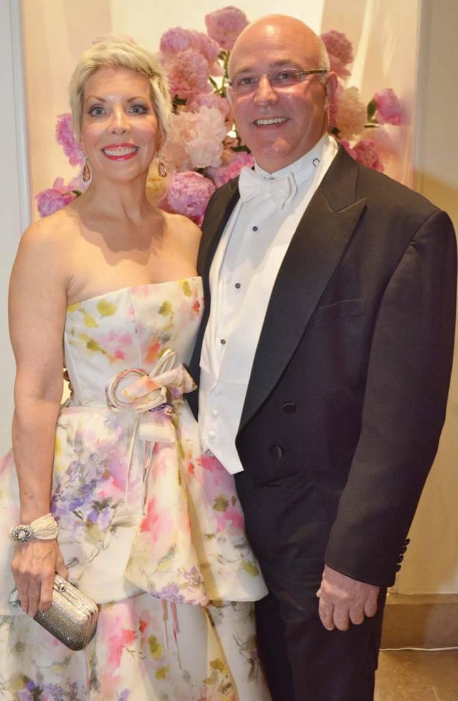 Julie and George Stadler
