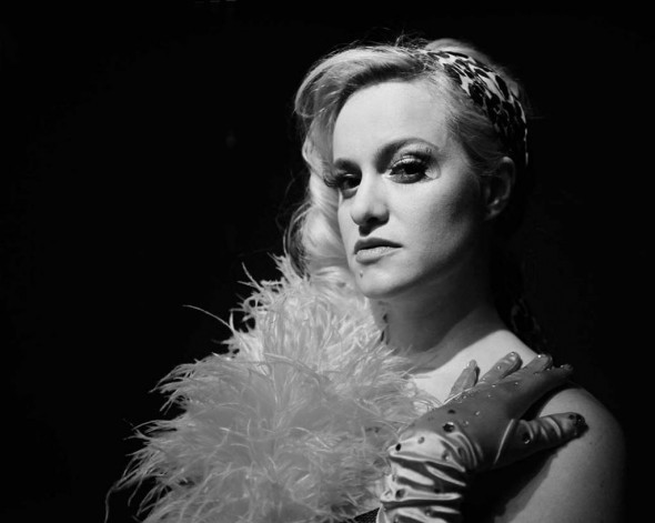 Freya West Embraces The Power Of Burlesque July 26