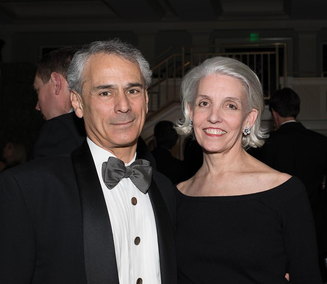 Larry and Elizabeth Papel