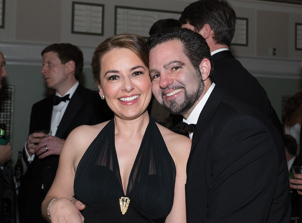 Vivian and Luis Fernandez