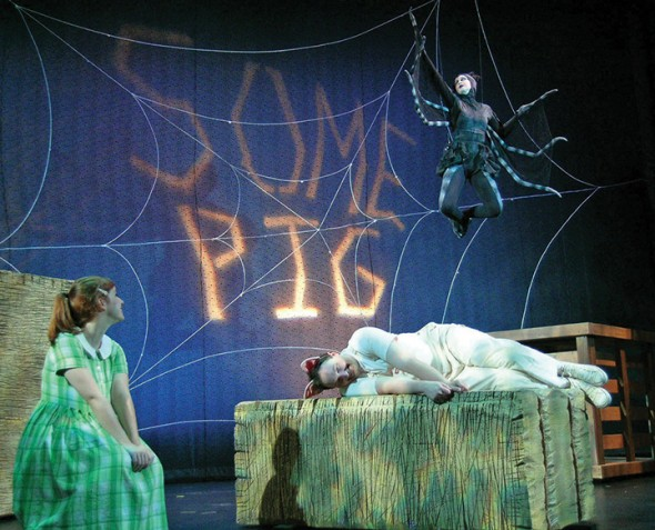 Nashville Children's Theatre, Charlotte's Web