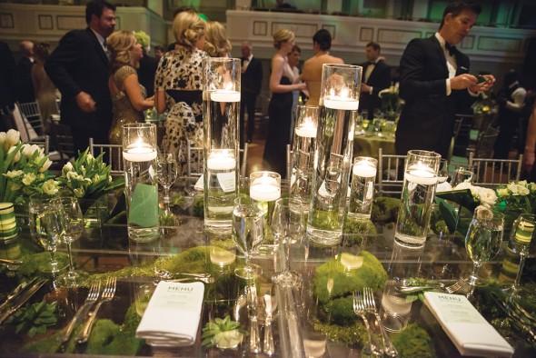 Dinner Table Décor