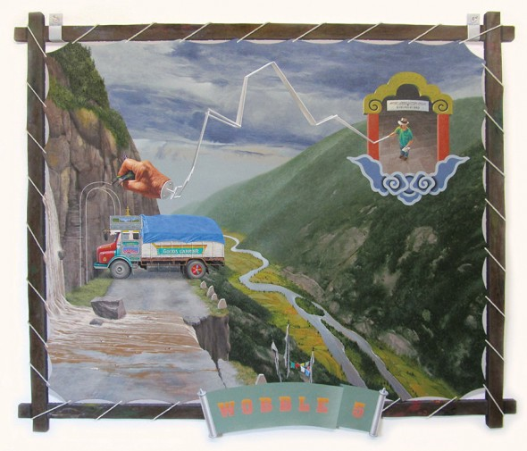 """Barry Buxkamper 