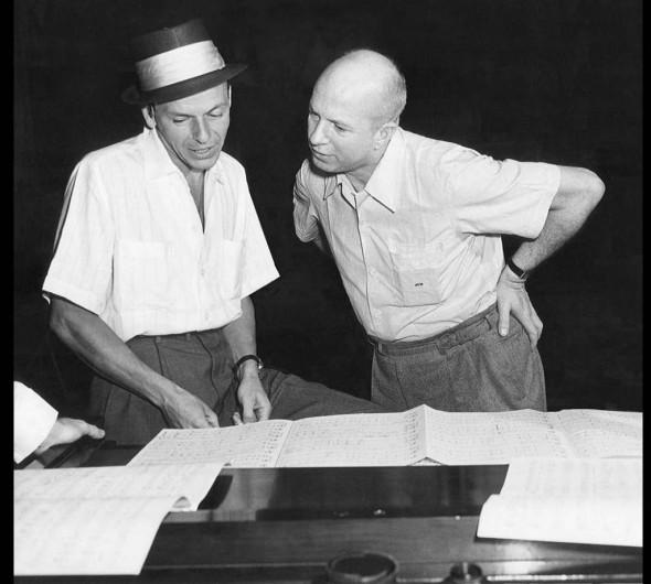 Jimmy Van Heusen: Swingin' with Frank and Bing