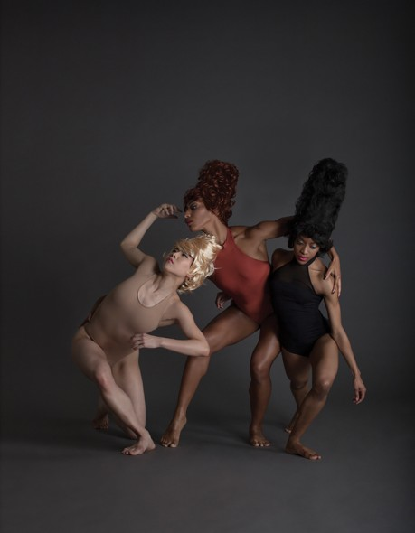 Connie Shiau, Rena Butler and Tamisha Guy