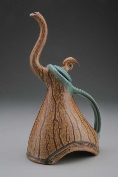 Bruce Johnson Teapot