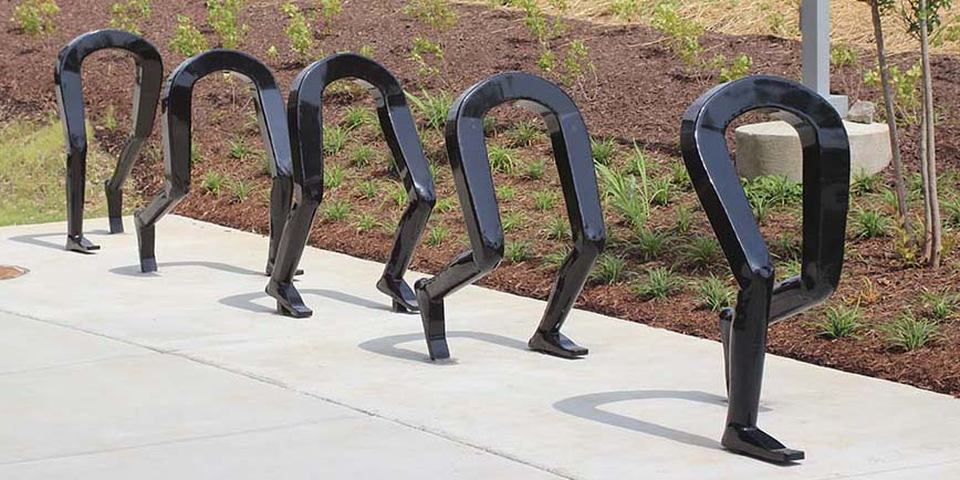 duncan mcdaniel  cycling into public art