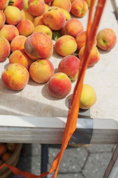 Huger Foote, Peaches