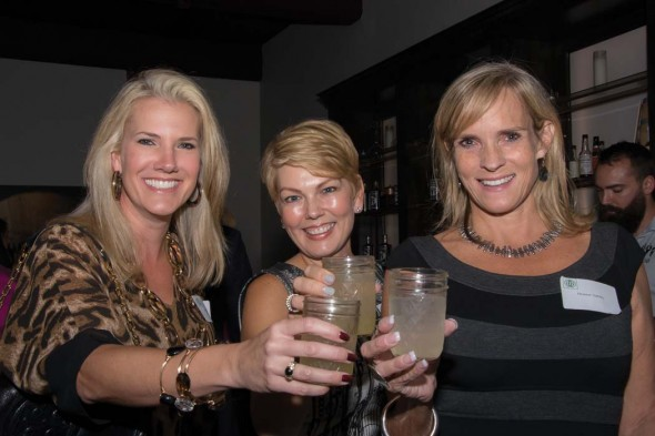 Suzanne Smothers, Marci Houff, and Eleanor Nahley