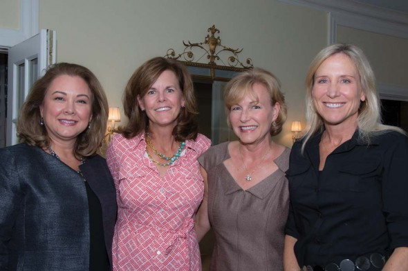 Kim Holbrook, Carolyn Sorenson, Mindy Jacoway, Sue Fisher