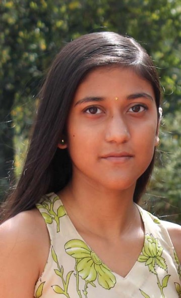 Lagnajita Mukhopadhyay, 2015 Nashville Youth Poet Laureate. Photograph by SubhankarMukhopadhyay