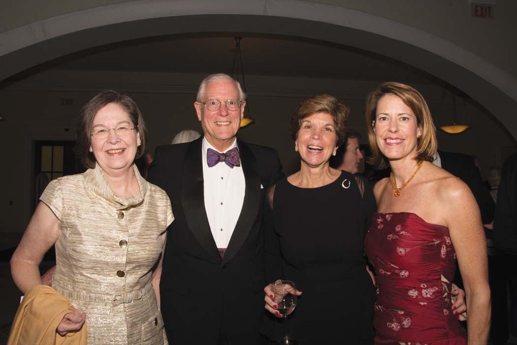 Barbara Haugen, Don McPherson, Ann Teaff, Collins Weaver Hooper