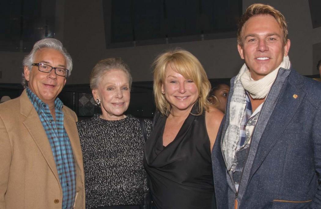 Rusty Terry, Clare Armistead, Sylvia Roberts, Fletcher Foster