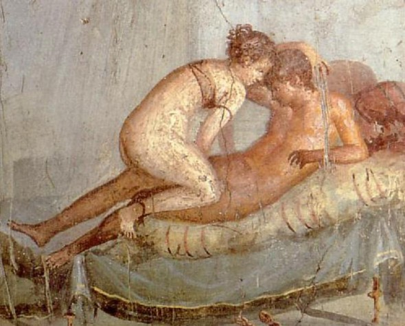 Medieval art sexuality