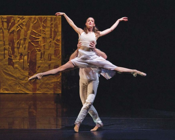Nashville Ballet's ...but the flowers have yet to come, 2013. Photograph by marianne Leach