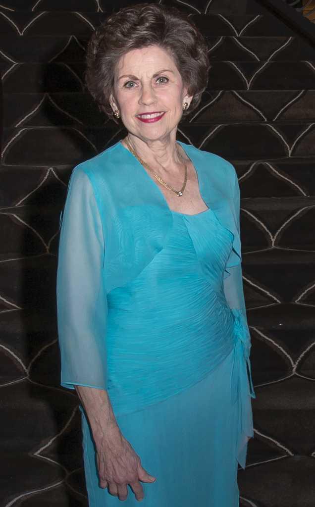 Francis Robinson Award Winner Helen Brown