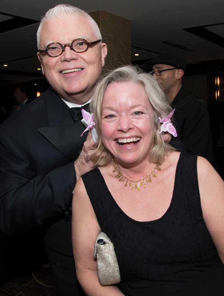 Honorary Chairmen Anne Marie and Martin McNamara