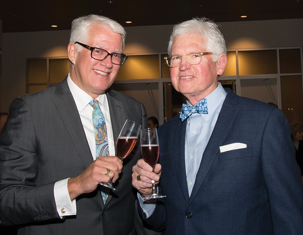 Allen DeCuyper and Steve Sirls